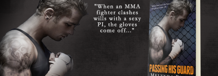 Hot new MMA romance: Passing His Guard